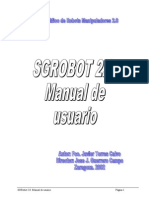 Manual de Usuario Sgrobot