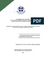 """Diagnóstico del Comportamiento Térmico en Viviendas de Superficies Mayores a 180 M2, en Sectores Socio-Económicos Medios-Altos de Temuco"""""""