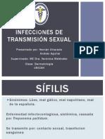 Lesiones dermatologicas en ITS
