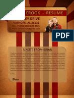 Resume - Brian Crook