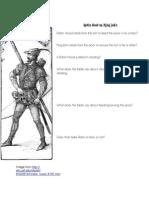 Robin Hood vs King John