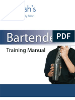Barman Manual