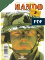 Revista COMANDO Tecnicas de Combate y Supervivencia 3
