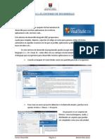 Tema 1 - El Entorno de Desarrollo .Net