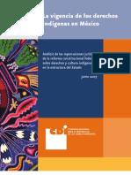 Vigencia Derechos Indigenas Junio 2007