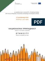 A 2011. évi népszámlálás adatai (Szerbia)