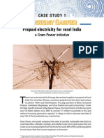 Gram Power an NGO who works in rural areas for accessing electricity