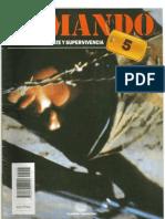 Revista COMANDO Tecnicas de Combate y Supervivencia 5