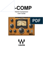 Waves H-Comp (user guide)
