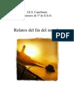 Relatos Del Fin Del Mundo