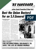 Workers Vanguard No 105 - 16 April 1976