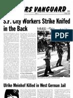 Workers Vanguard No 109 - 14 May 1976