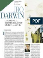Il Filosofo Americano Thomas Nagel Contro Darwin, Di Maurizio Ferraris - La Repubblica 31.01.2013