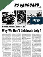 Workers Vanguard No 116 - 2 July 1976