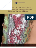 Backbone of the Americas - Shallow Subduction, Plateau Uplift & Ridge and Terrane Collision by Suzanne Mahlburg Kay