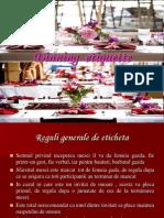 Protocol si Relatii publice