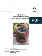beehive stove