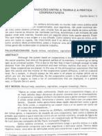 diferenças entre a teoria e prática cooperativista no brasil