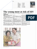 the most young at risk