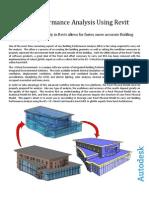 building performance analysis using revit