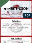 HYPERTENSION REPORT