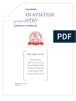 Indian aviation industry overview