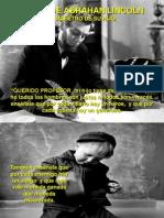 81-Carta de Abrahan Lincoln