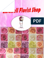 Lalabell Florist Shop Section 2 seat 3