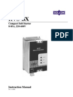 Manual Escostart RVS-BX
