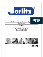 level berlitz test