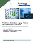 The Billion Dollar Lost Laptop Study