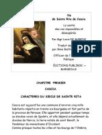 théo - Mgr Louis DE MARCHI - Vie de Sainte Rita-de Cascia