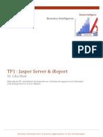 TP1 - Jasper Server & iReport
