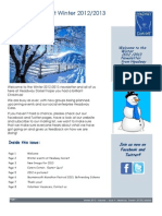 Headway Dorset Winter Newsletter 2012/2013