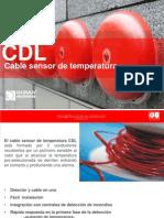 Cable térmico