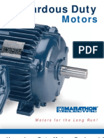 Hazardous Duty Motors