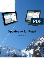 Openbravo for Retail Solution Description (RMP19)