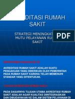 Akreditasi Rumah SAkit