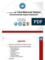 Potomac Yard Metrorail Station