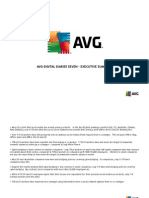 AVG DD7 Executive Report
