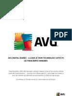 AVG Digital Diaries