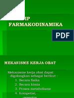 Prinsip Farmakodinamika Vi