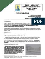 Ventisca - Nota Tecnica Antarkos 27