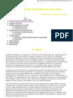 Programación Concurrente con Java