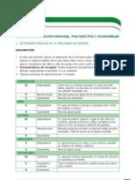 ESCALAS DE VALORACIÓN FUNCIONAL, PSICOAFECTIVA Y SOCIOFAMILIAR