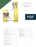 Livro ECAFO para funcionários (ordenado)