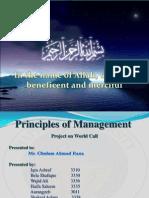 Presentation on World Call Telecommunication Ltd. Pakistan