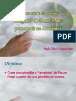 2. Cómo preparar tu Template de Power Point.ppt