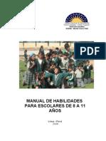 MANUAL de Habilidades 8-11