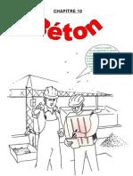 Calculul Cantitatilor de Beton